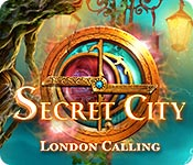 Secret City: London Calling for Mac Game