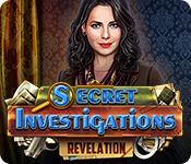 Buy PC games online, download : Secret Investigations: Revelation