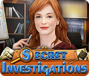 Buy PC games online, download : Secret Investigations