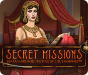 Secret Missions: Mata Hari and the Kaisers Submarines ™ Feature Game
