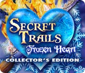 Secret Trails: Frozen Heart Collector's Edition Game Featured Image