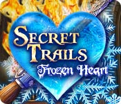 Secret Trails: Frozen Heart Game Featured Image