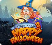 Buy PC games online, download : Secrets of Magic 3: Happy Halloween