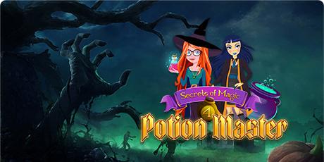Secrets of Magic 4: Potion Master