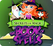 Secrets of Magic: The Book of Spells Game Featured Image
