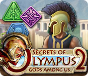 Secrets of Olympus 2: Gods among Us Game Featured Image