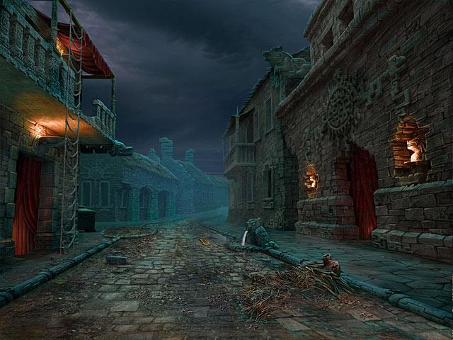 Gra Secrets of the Dark: Temple of Night Gra Bezpłatne