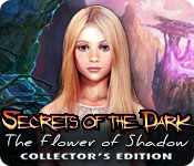 Secrets of the Dark: The Flower of Shadow Collector's Edition for Mac Game