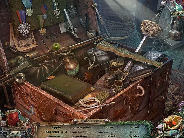 Gra Secrets of the Seas: Flying Dutchman Collector's Edition Gra Bezpłatne
