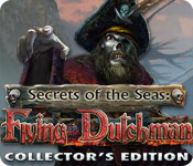 Secrets of the Seas: Flying Dutchman Collector's Edition Game Featured Image