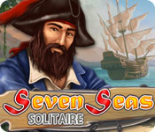 Seven Seas Solitaire Game Featured Image