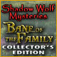 Shadow Wolf Mysteries: Bane of the Family Collector