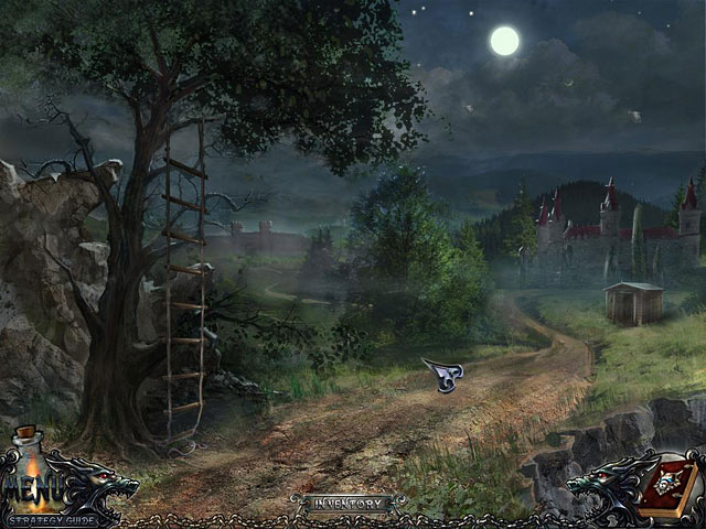 Bezpłatne pobieranie Shadow Wolf Mysteries: Curse of the Full Moon Collector's Edition