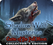 Shadow Wolf Mysteries: Curse of the Full Moon Collector's Edition Game Featured Image