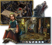 Shadow Wolf Mysteries: Curse of the Full Moon Game Download