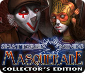 Shattered Minds: Masquerade Collector's Edition Game Featured Image
