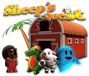 Sheep's Quest Game Featured Image
