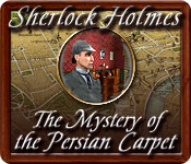 Sherlock Holmes: The Mystery of the Persian Carpet for Mac Game