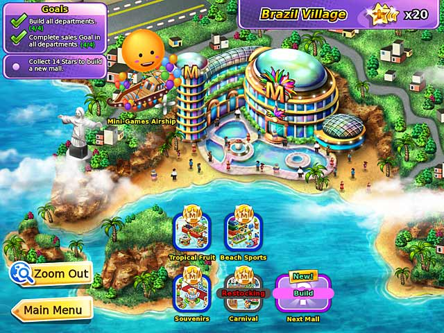 Gra Shop-n-Spree: Shopping Paradise Gra Bezpłatne