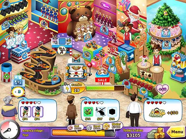 Bezpłatne pobieranie Shop-n-Spree: Shopping Paradise