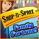 Shop-N-Spree: Family Fortune Game