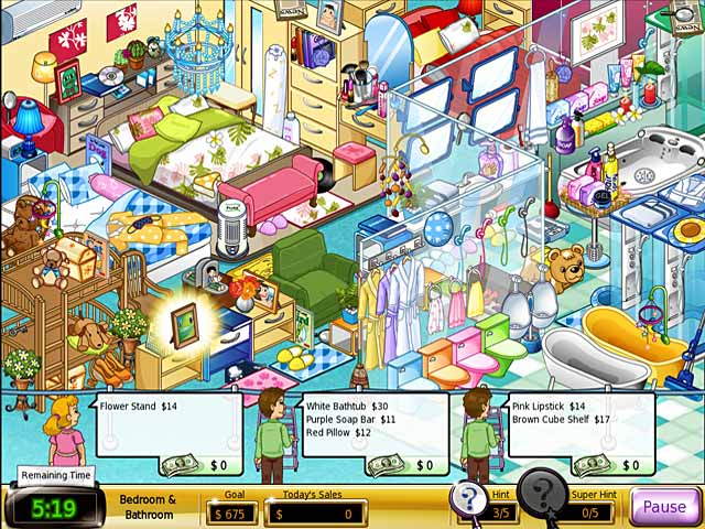 Shop n spree game download and play free version for Big fish games free download