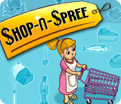 Shop-n-Spree Game Featured Image