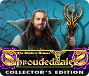 Shrouded Tales: The Shadow Menace Collector's Edition Game Featured Image