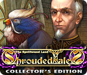 Shrouded Tales: The Spellbound Land Collector's Edition Game Featured Image