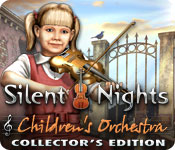 Silent Nights: Children's Orchestra Collector's Edition Game Featured Image