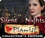 Silent Nights: The Pianist Collector's Edition Game Featured Image