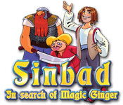 Sinbad: In search of Magic Ginger Game Featured Image