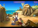 in-game screenshot : Sinbad: In search of Magic Ginger (pc) - Save a beautiful girl!