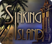 Sinking Island feature