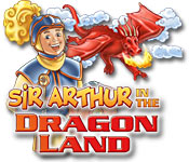 Sir Arthur in the Dragonland Game Featured Image