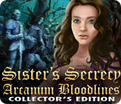 Sister's Secrecy: Arcanum Bloodlines Collector's Edition Game Featured Image
