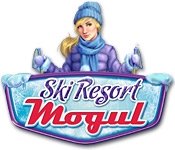 Ski Resort Mogul feature