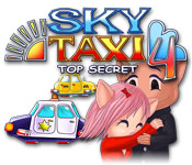 Sky Taxi 4: Top Secret Game Featured Image