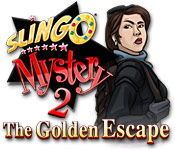 Slingo Mystery 2: The Golden Escape Game Featured Image