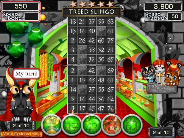 Gra Slingo Quest Egypt Gra Bezpłatne