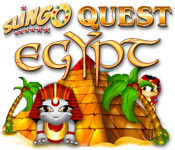 Slingo Quest Egypt - Mac