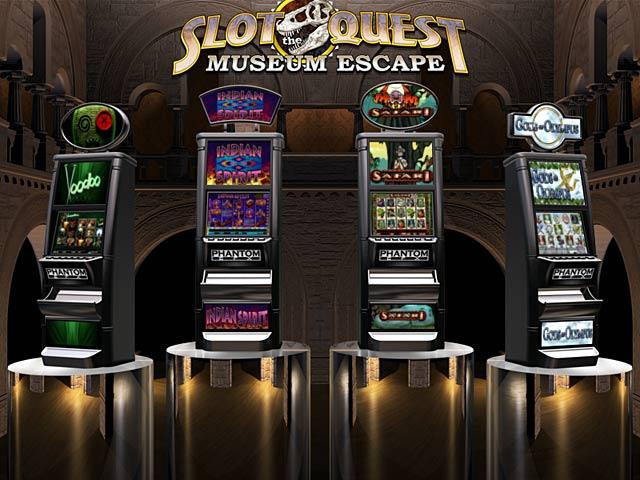 Bezpłatne pobieranie Slot Quest: The Museum Escape
