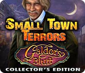 Small Town Terrors: Galdor's Bluff Collector's Edition for Mac Game