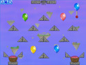 in-game screenshot : Smart Balloon (og) - Collect the coins!