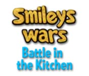 Smiley Wars: Battle In The Kitchen - Online
