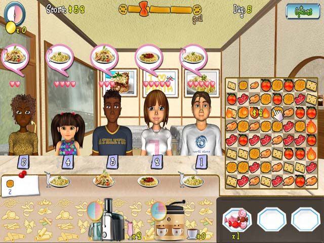 Smiling Pasta Game Download Free for PC
