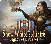 Buy PC games online, download : Snow White Solitaire: Legacy of Dwarves