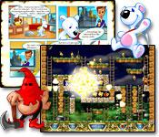 Snowy: Treasure Hunter 3 Game