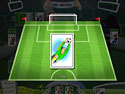 in-game screenshot : Soccer Cup Solitaire (pc) - Go for the win with Soccer Cup Solitaire!