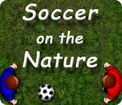Soccer on the Nature